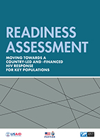 Readiness Assessment: Moving Towards a Country-led and Financed HIV Response for Key Populations