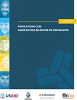 Populations clés guide de mise en oeuvre du programme