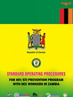 Standard Operating Procedures for HIV/STI Prevention Programs with Sex Workers in Zambia