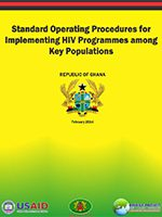 Standard Operating Procedures for Implementing HIV Programmes among Key Populations: Ghana