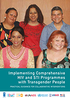 TRANSIT: Implementing Comprehensive HIV and STI Programmes with Transgender People