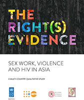 The Right(s) Evidence: Sex Work, Violence, and HIV in Asia